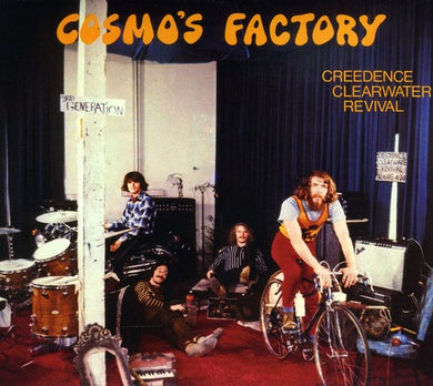 Creedence Clearwater Revival- Cosmo's Factory