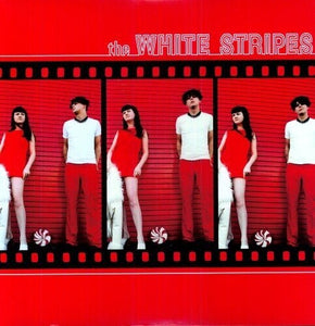 The White Stripes- The White Stripes