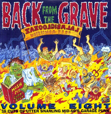 Various- Back From The Grave: Volume 8