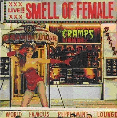 The Cramps- Smell of Female