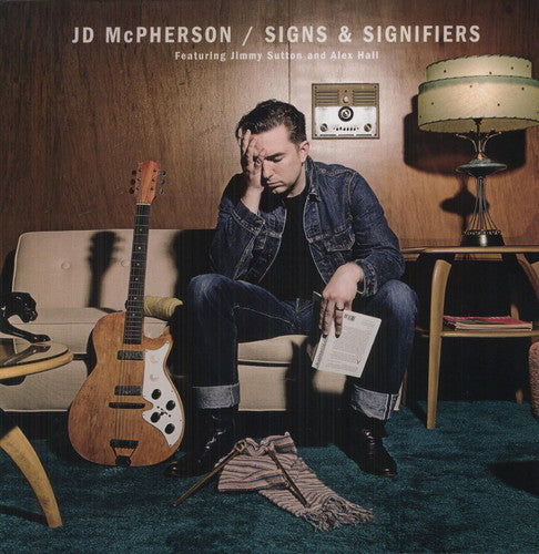JD McPherson- Signs & Signifiers