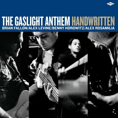 The Gaslight Anthem- Handwritten