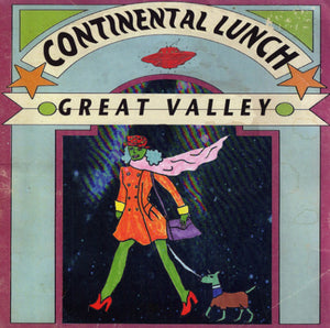 Great Valley- Continental Lunch