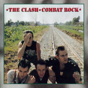 The Clash- Combat Rock