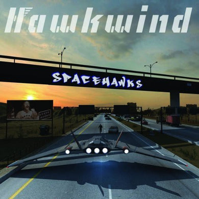 Hawkwind- Spacehawks