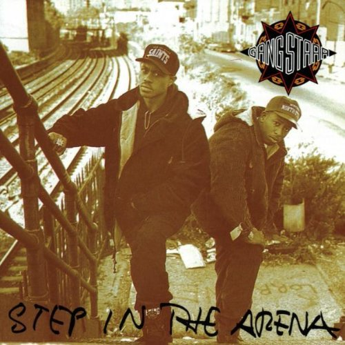 Gang Starr- Step In The Arena