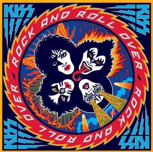 Kiss- Rock and Roll Over