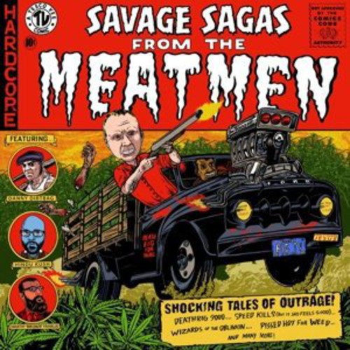 Meatmen- Savage Sagas from the Meatmen