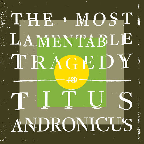 Titus Andronicus- The Most Lamentable Tragedy