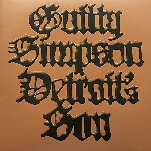 Guilty Simpson- Detroit's Son