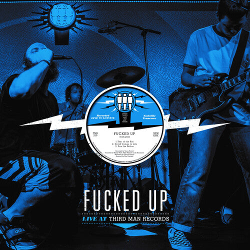 Fucked Up- Live at Third Man Records