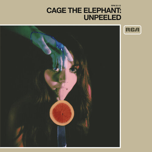 Cage the Elephant- Unpeeled
