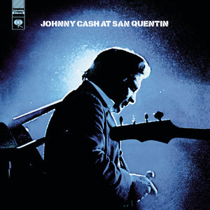 Johnny Cash- Johnny at San Quentin