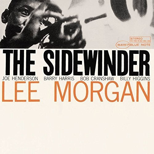 Lee Morgan- Sidewinder