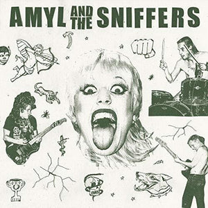Amyl & The Sniffers- Amyl & The Sniffers