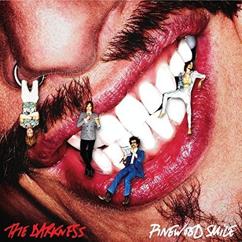 The Darkness- Pinewood Smile