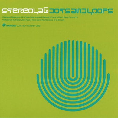 Stereolab- Dots and Loops