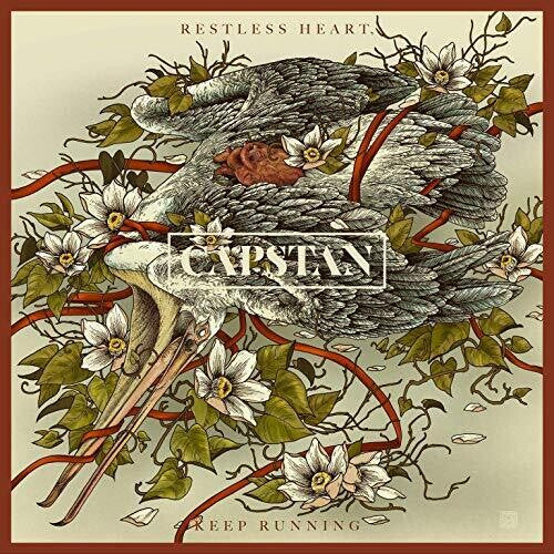 Capstan- Restless Heart, Keep Running