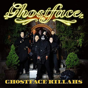 Ghostface Killah- Ghostface Killahs