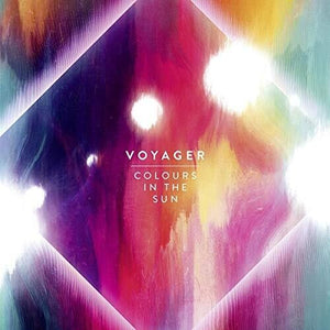 Voyager- Colours in the Sun