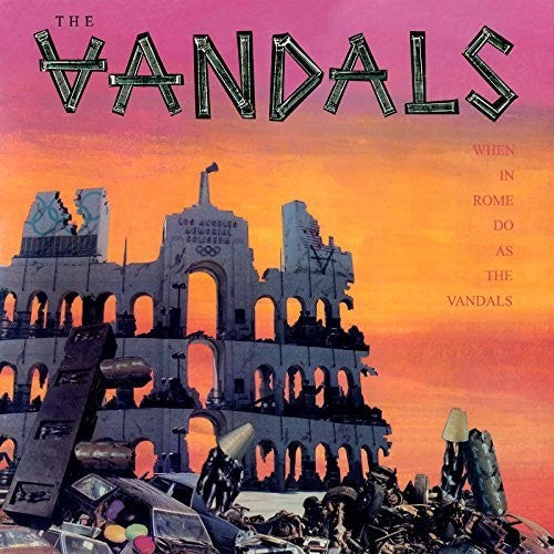 The Vandals- When In Rome Do As the Vandals