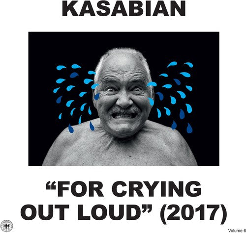 Kasabian- For Crying Out Loud