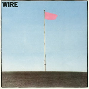 Wire- Pink Flag