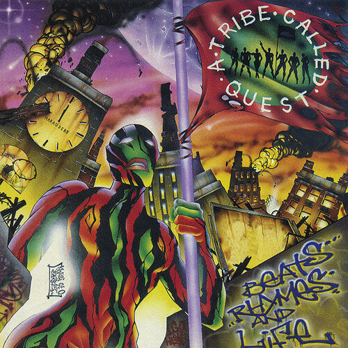 A Tribe Called Quest- Beats, Rhymes, and Life