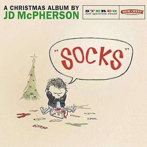 JD McPherson- Socks