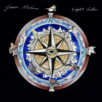 Jason Molina- Eight Gates