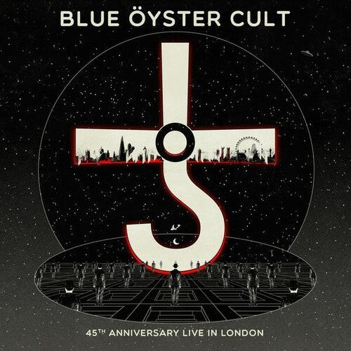 Blue Oyster Cult- 45th Anniversary - Live In London (Deluxe Edition)