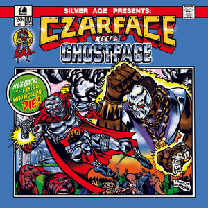 Czarface & Ghostface- Czarface Meets Ghostface