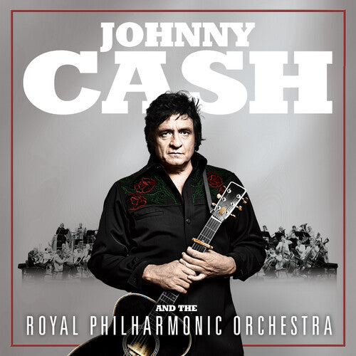 Johnny Cash- Johnny Cash And The Royal Philharmonic Orchestra