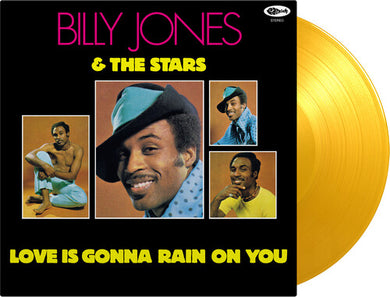 Billy Jones & The Stars- Love Is Gonna Rain On You