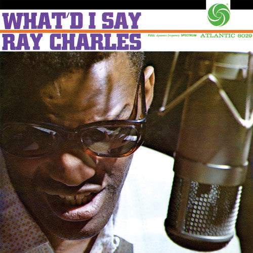 Ray Charles- What'd I Say