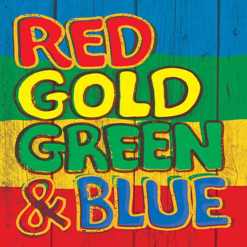 VA- Red, Gold, Green & Blue
