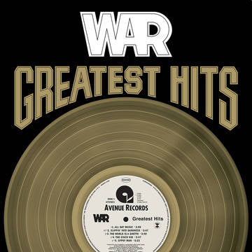 War- Greatest Hits