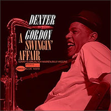 Load image into Gallery viewer, Dexter Gordon- A Swingin' Affair