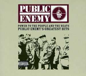Public Enemy- Power To The People and The Beats- Public Enemy's Greatest Hits