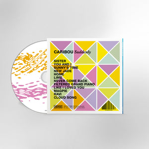 Caribou- Suddenly PREORDER OUT 2/28