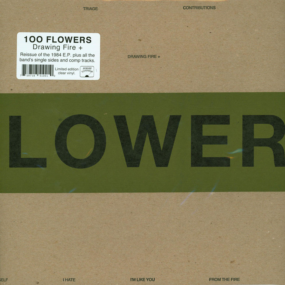100 Flowers- Drawing Fire (Expanded Edition)