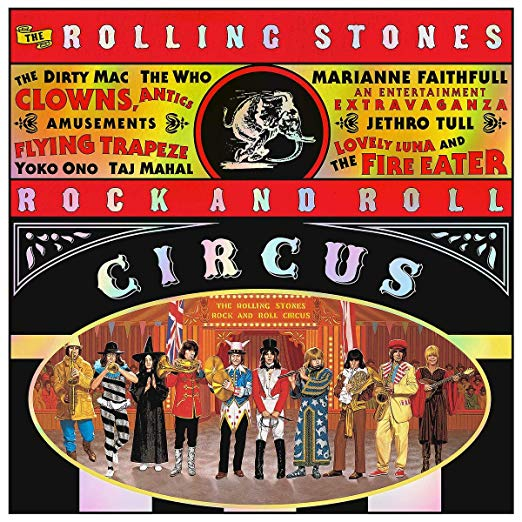 The Rolling Stones- The Rolling Stones Rock And Roll Circus (Expanded Edition)