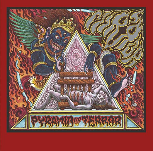 Mirror- Pyramid of Terror