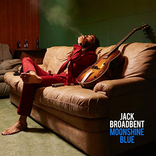 Jack Broadbent- Moonshine Blue