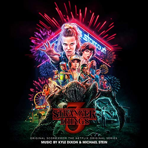 OST- Stranger Things 3