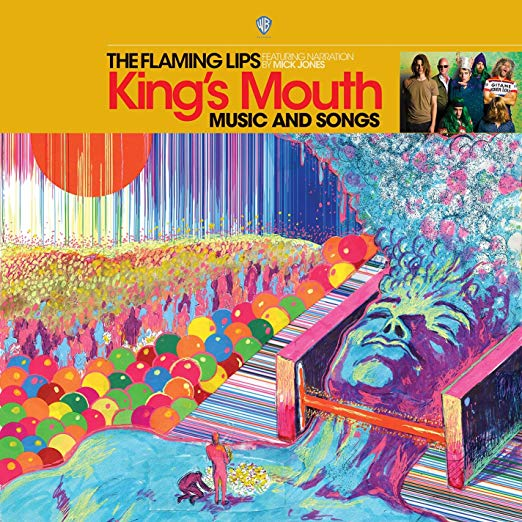 The Flaming Lips- King's Mouth: Music And Songs