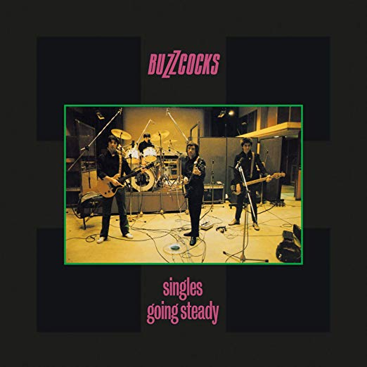 Buzzcocks- Singles Going Steady
