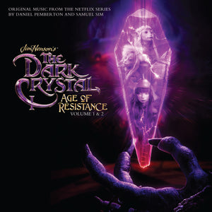 OST [Daniel Pemberton & Samuel Sim]- Dark Crystal: Age of Resistance, Vol. 1 & 2 PREORDER OUT 2/7/20