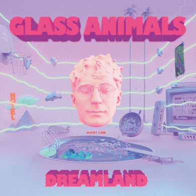 Glass Animals- Dreamland PREORDER OUT 7/10