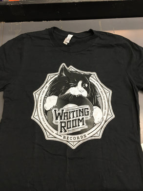 Waiting Room Records T-shirt- Truck Design